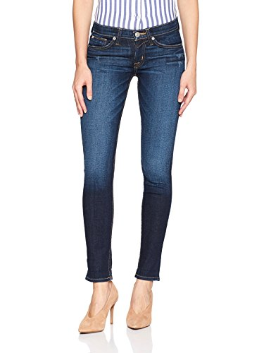 Clothing Corrupt (Hudson Jeans Women's Tally Crop Skinny 5 Pocket Jean, Corrupt, 25)