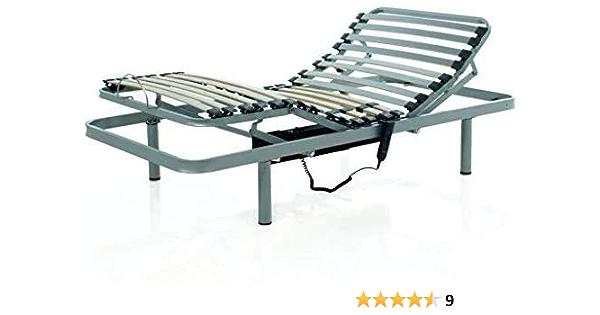 LA WEB DEL COLCHON - Cama Articulada Confort 67x 190 cms.