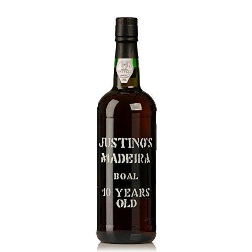 Justino's Madeira Boal 10 Jahre Wein