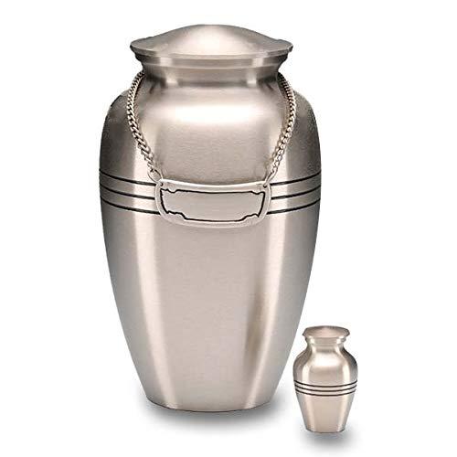 urn medallion - 9