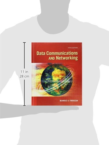 Frozen Data Communication Networking Book