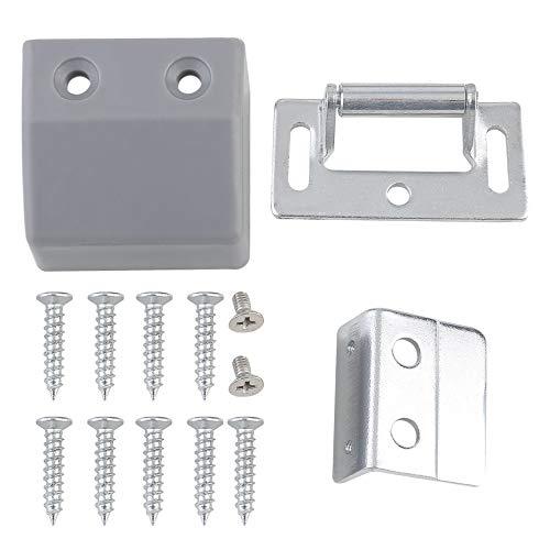 ATER 65cm Heavy Duty Door Push Bar Panic Bar Exit Device Emergency Lock Commercial Grade 1 for Wood Metal Single Door