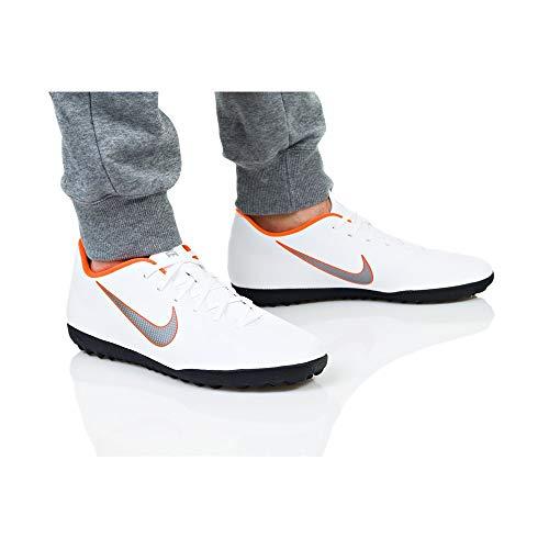Unisex AH7386 de 001 107 Nike 5 Club 45 Indigo Fútbol Vapor EU Mehrfarbig TF Botas X 12 Adulto Mercurial xxY4zP