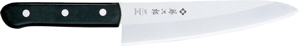 FujiTora industrial Tojiro work DP cobalt alloy steel interrupt Gyuto knife 180mm F-312