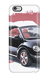 2004 Volkswagen New Beetle Cabriolet Dark Flint Limited Edition Fashionable Phone Case For Iphone 6 Plus With High Grade Design