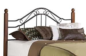 Amazon Com Hillsdale Furniture Madison Headboard King
