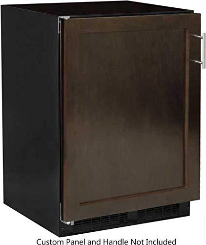 Beverage Solid Center Door (Marvel ML24BCP2LP Beverage Center with Convertible Shelves, Solid Panel Overlay Ready Door, Left Side Hinge, 24