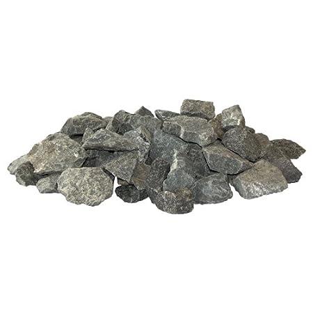 Saunasteine - Das Herz des Saunaofens in verschiedenen Ausfü hrungen (20kg, groß e Steine) Finnsa