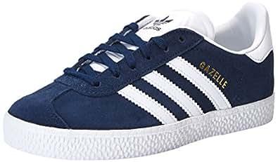 adidas Gazelle, Zapatillas Unisex Niños, Azul (Collegiate Navy Footwear White 0), 28 EU