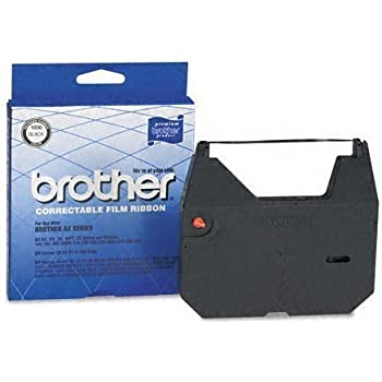 Brother : 1030/1031 Typewriter Ribbon, Film, 50K Yield, Black -:- Sold as 2 Packs of - 1 - / - Total of 2 Each