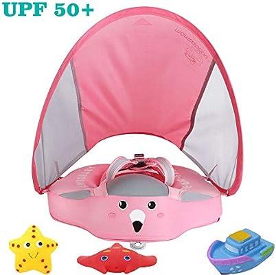 Amazon.com: Upgrade - Flotador flotante para bebé de tercera ...