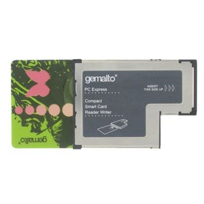 Gemalto Gemplus GemPC PC Express Reader - SMART Ca...