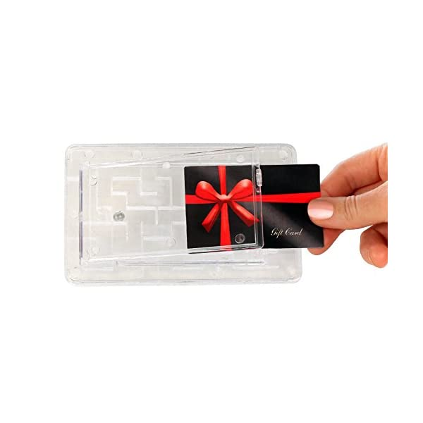 12 Pack Gift Card Maze By Techtools Brain Teasing Maze For Cash Or