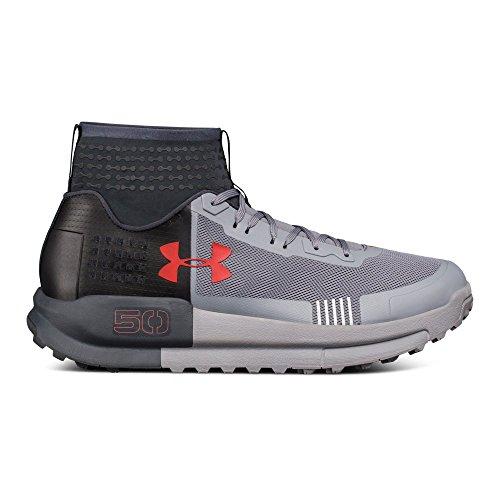 Under Armour Men's Horizon 50 Ankle Boot, Anthracite (100)/Zinc Gray, 10.5