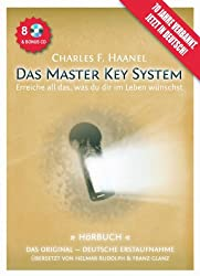 Das Master Key System (Hörbuch: 8 CD-Set mit Bonus CD)