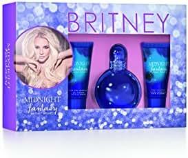 Britney Spears Midnight Fantasy Ladies Gift Set