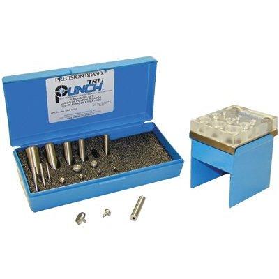 TruPunch® Punch & Die Sets - complete tru punch punch& die set