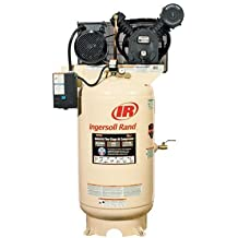 - Ingersoll Rand Type-30 Reciprocating Air Compressor - 5 HP, 230 Volt 3 Phase, Model# 2475N5-V