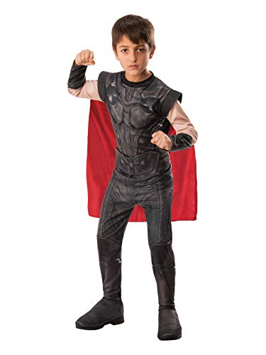 Rubie's Marvel Avengers: Endgame Child's Thor Costume, Small -