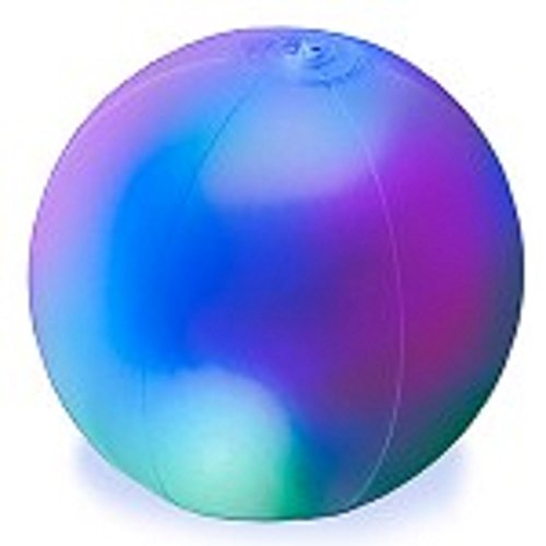 Solar Powered Lighted Sphere Inflatable product image