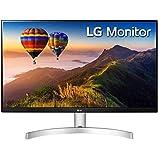 "LG 27"" 27MN60T-W Class FHD IPS Monitor (Renewed)"