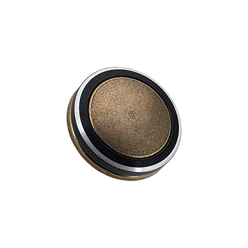 Fotodiox Pro Soft Shutter Release Button for Sony RX1R II - Specially Designed Low-Profile Brass 12mm Button for Sony Cyber-Shot DSC-RX1R II (DSC-RX1RM2) Compact Digital Camera (Shutter Button)