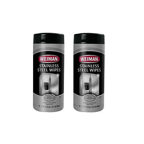 Weiman Stainless Steel Wipes ct 2 product image
