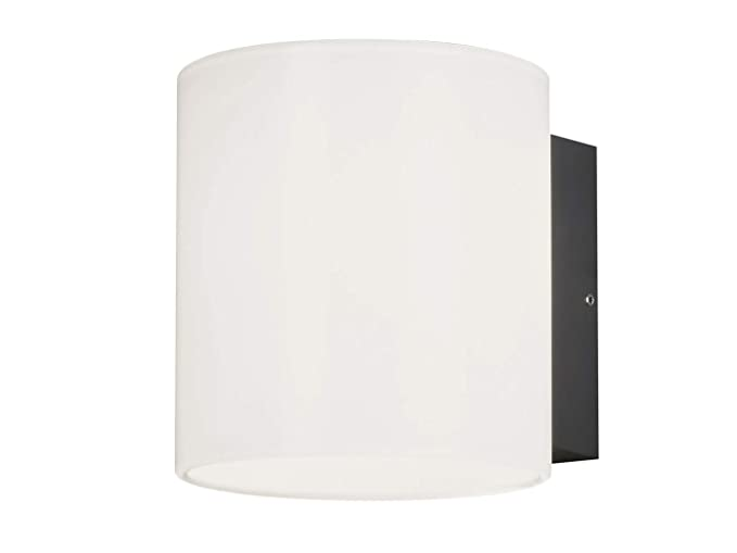 Konstsmide Leuchten - Lámpara de techo (aluminio, cristal ...