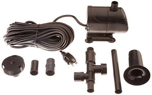 Laguna Pond Fountain Pump Kit, 529-GPH ()