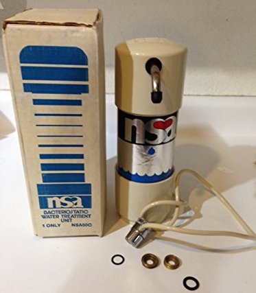 NSA Bacteriostatic Water Treatment System C50 by NSA