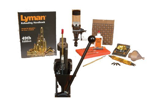 Lyman Crusher Master Reloading Kit