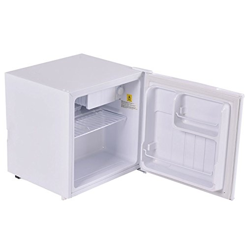 White 1.8 Cubic Feet Compact Single Reversible Door Mini Refrigerator Cabinet With Internal Freezer Adjustable Temperature Easy To Care Ideal For Use In Dorm Office Or Your Mini Bar (Cheap Ottomans Online)