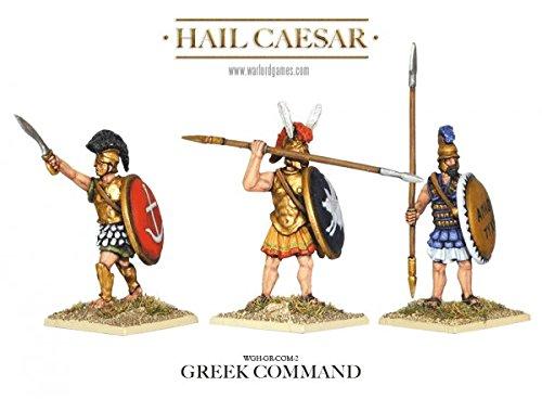 Hail Caesar, Greek Command , 28mm Warlord Games - Warlord Miniature