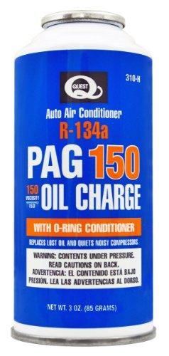 150 Viscosity Pag Oil - Interdynamics 310h R134a Oil Chrg Pag Iso 150 3 Oz