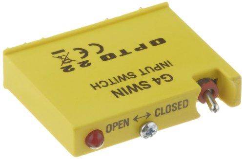 Opto 22 G4SWIN G4 Digital Input Switch, 5, 15, 24 VDC Logic, 4000 Volts I/O ()