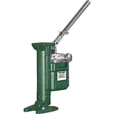 Hilman Rollers - HTJ-5 - Hydraulic Toe Jack - 5 ton Capacity