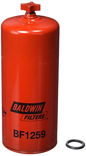 Baldwin BF1259 Fuel and Water Separator Element