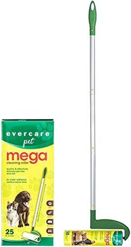 eaning Roller - 3 Feet Extendable Handle (Evercare Hair Roller)