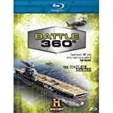 Battle 360 : Complete Series : Call to Duty / Vengeance At Midway / Jaws of the Enemy / Bloody Santa Cruz / Enterprise Vs. Japan / the Grey Ghost / Hammer of Hell / D-day in the Pacific / Battle of Leyte Gulf / the Empire's Last Stand / Bonus : Blu-ray