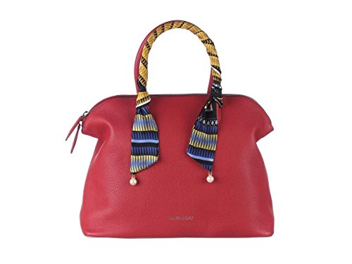 ERMANNO SCERVINO Borsa Shopping New Seoul Donna 12400330 ES140 ROSSO Primavera Estate 2018