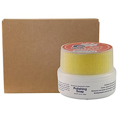 S100 12300P-12PK-12PK Polishing Soap - 10.6 oz., (Pack of 12): Automotive