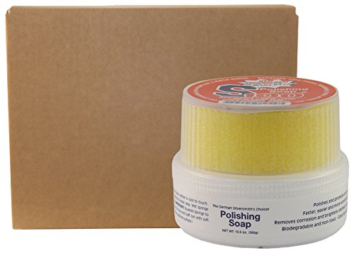 S100 12300P-12PK-12PK Polishing Soap - 10.6 oz., (Pack of 12) by S100 (Image #1)