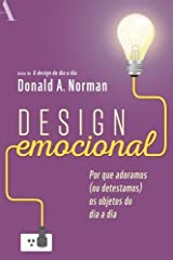 Design Emocional Paperback