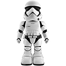 [Japan regular agency goods] UBTECH Star Wars voice and face recognition corresponding robot STAR WARS First Order Stormtrooper IP-SW-002