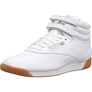 Reebok Women's Freestyle High Top Sneaker