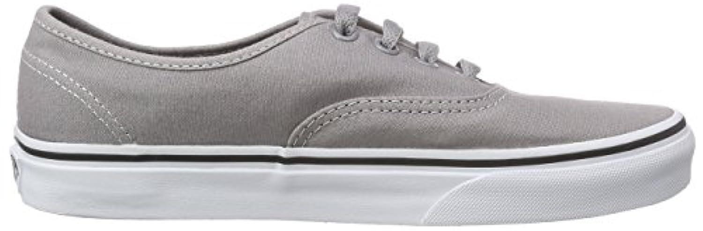 Vans Authentic, Unisex Adults' Low-Top Trainers, Grey (Sport Pop/Frost Gray/Port Royal), 5 UK