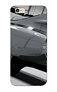 Case Cover For Apple Iphone 4/4S Bumper PC Skin Cover For Video Games Cars Cadillac Eldorado Forza Motorsport Accessories
