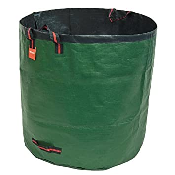 Noor 0166775TRBGR - Bolsas de basura de jardín, xl