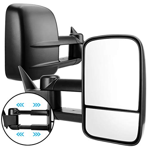 95 chevy 2500 towing mirrors - 2