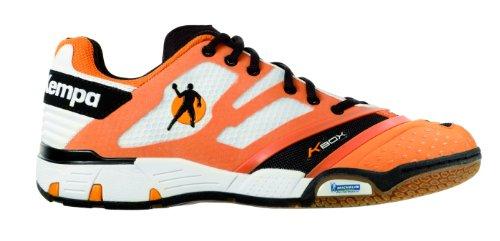 Kempa Kudos 200843301 - Zapatillas de balonmano para hombre, color naranja, talla 49: Amazon.es: Zapatos y complementos